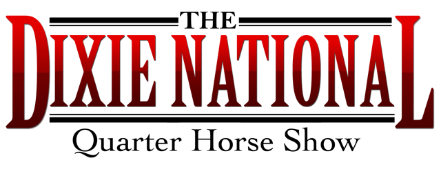 Dixie National Quarter Horse Logo