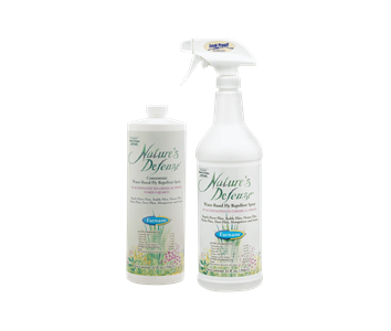 Nature's Defense - A Complete Line of Fly and Insect Control Products