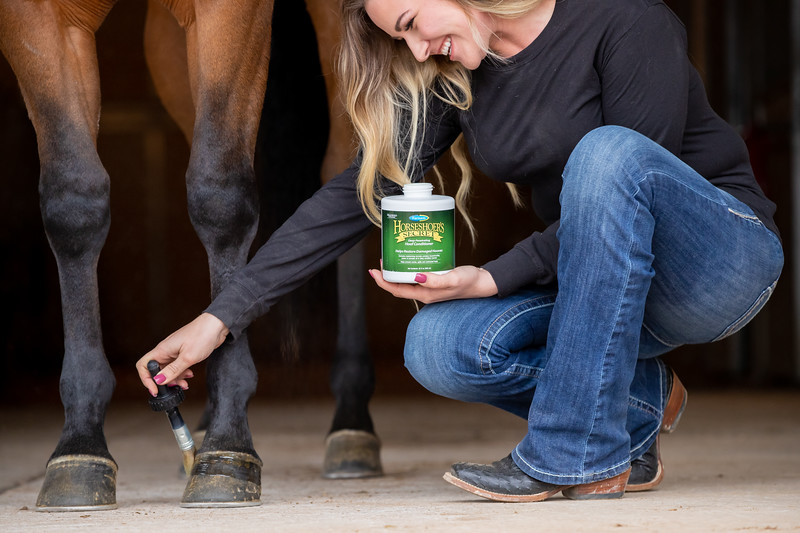 Learn when you need to use a hoof sealant or hoof conditioner.