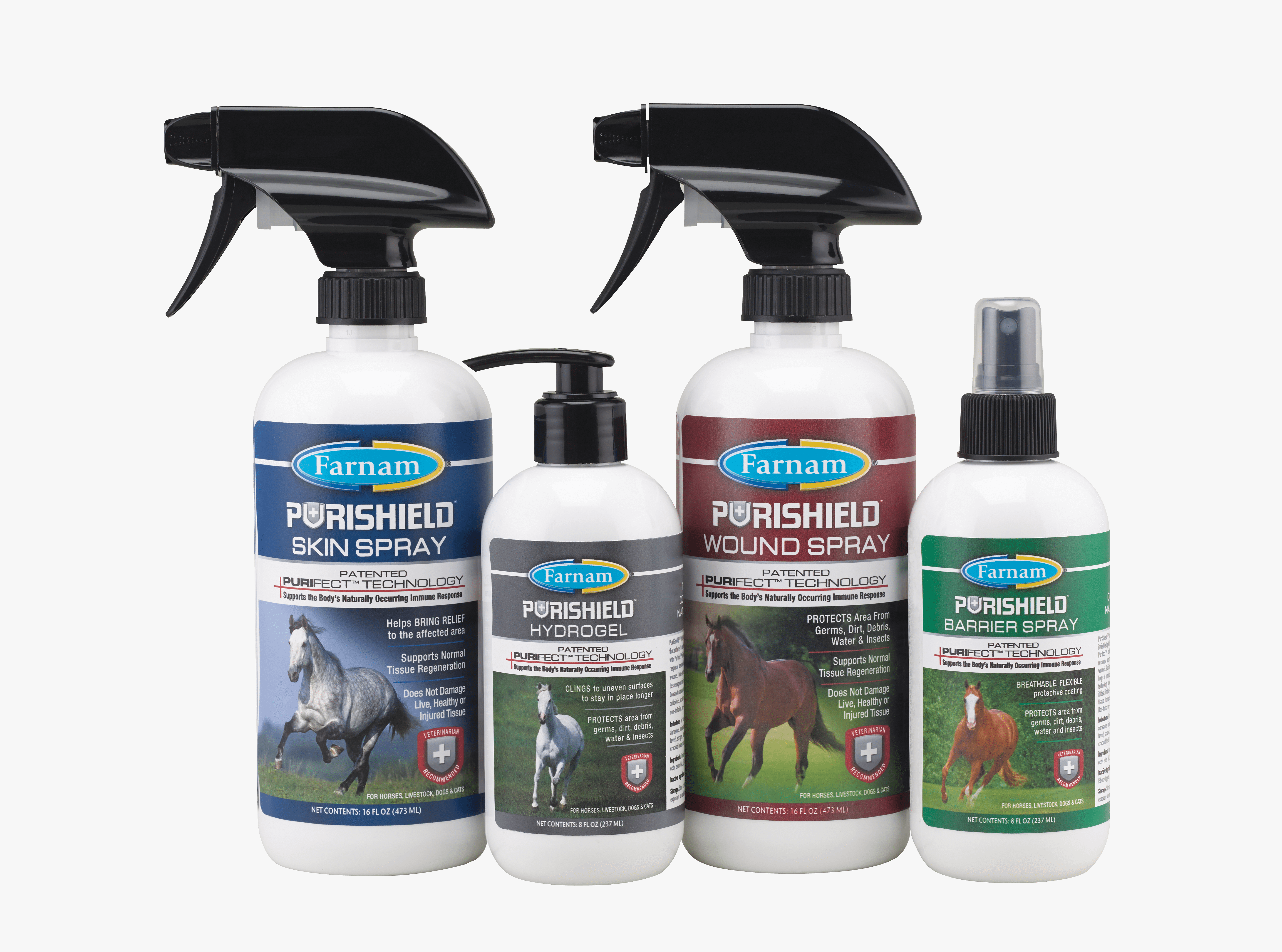 PuriShield Family Products